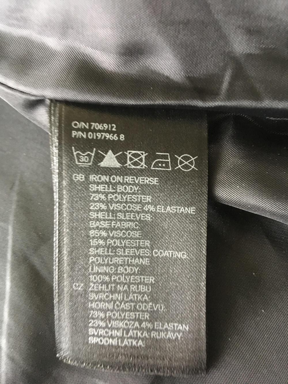 Жакет H&M,размер 42