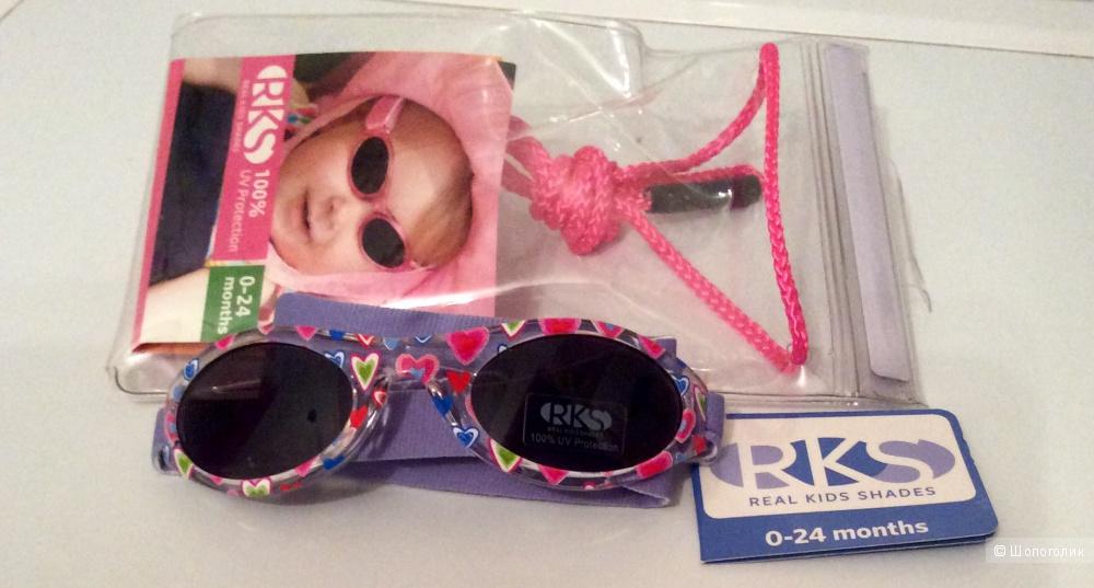 Детские солнцезащитные очки 0-24