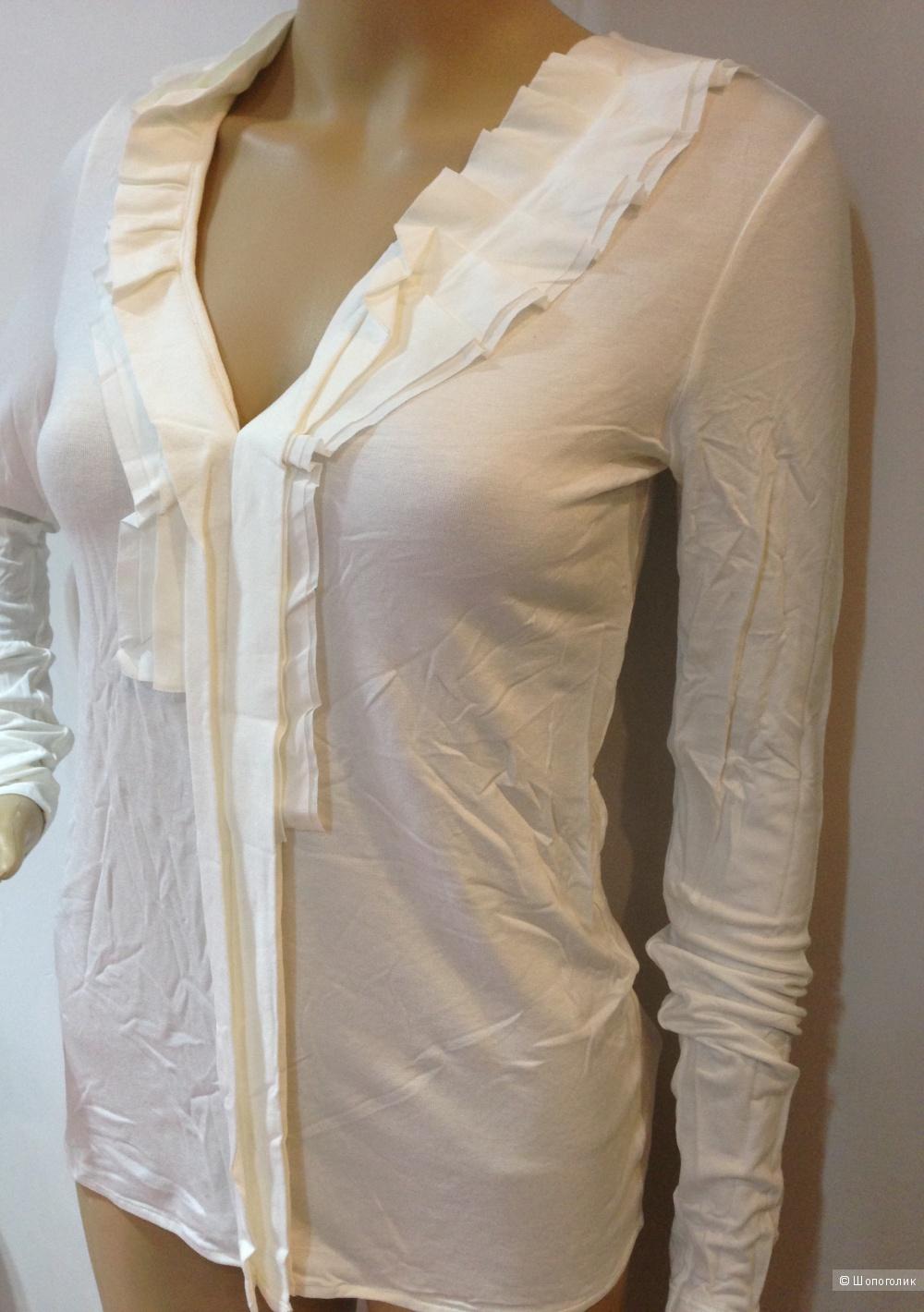 Трикотажная блуза от BCBG MAX AZRIA. Новая.Оригинал. р.44