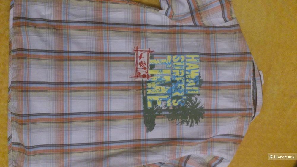Рубашка, 12-13лет,для мальчика.