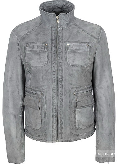 Куртка кожаная Kenneth Cole, размер M