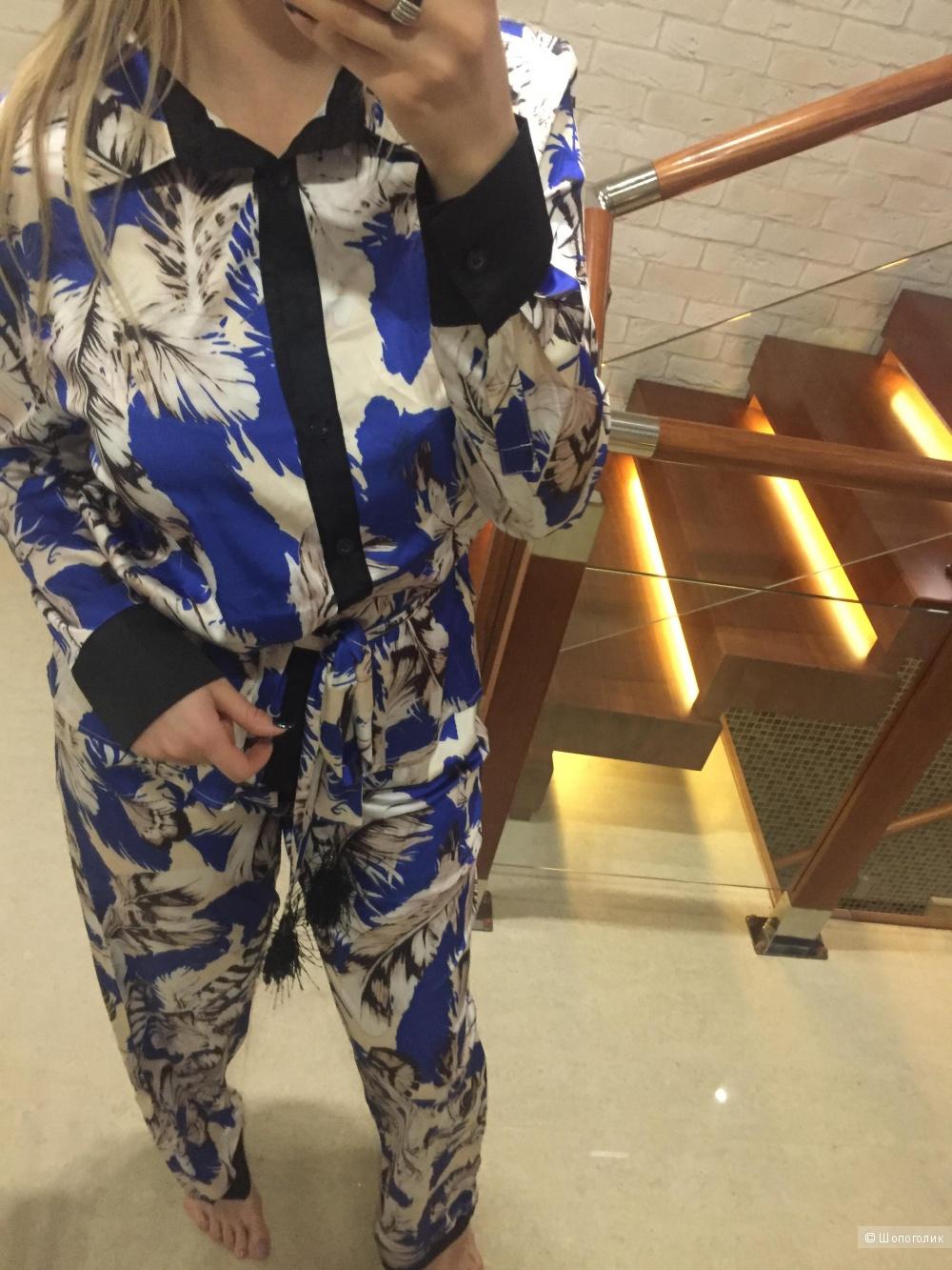 Летний костюм Roberto Cavalli(реплика)
