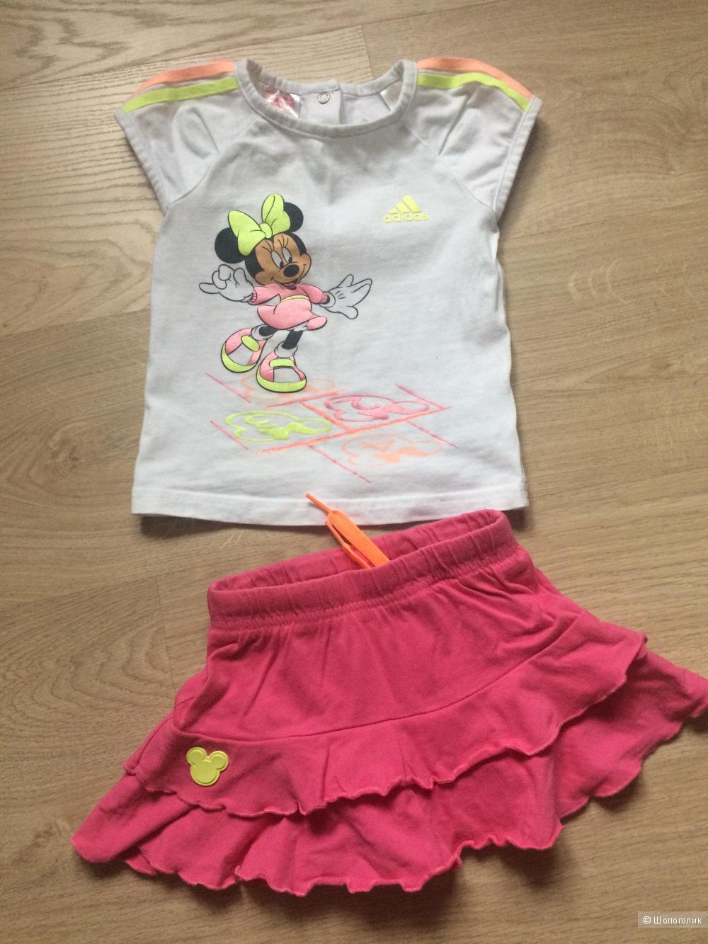 Костюмчик Adidas kids Disney , 1-2,5 года