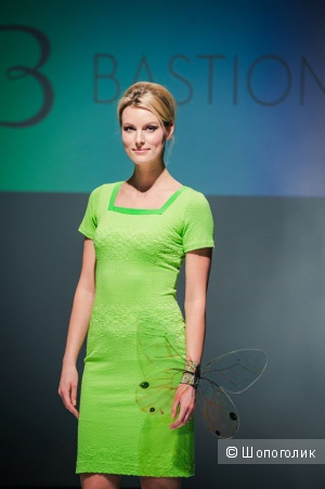 Прибалтийское платье Bastion 44-46