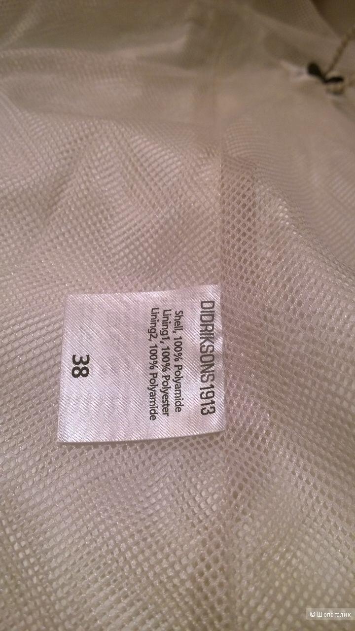 Куртка/ветровка антишторм DIDRICSONS,46