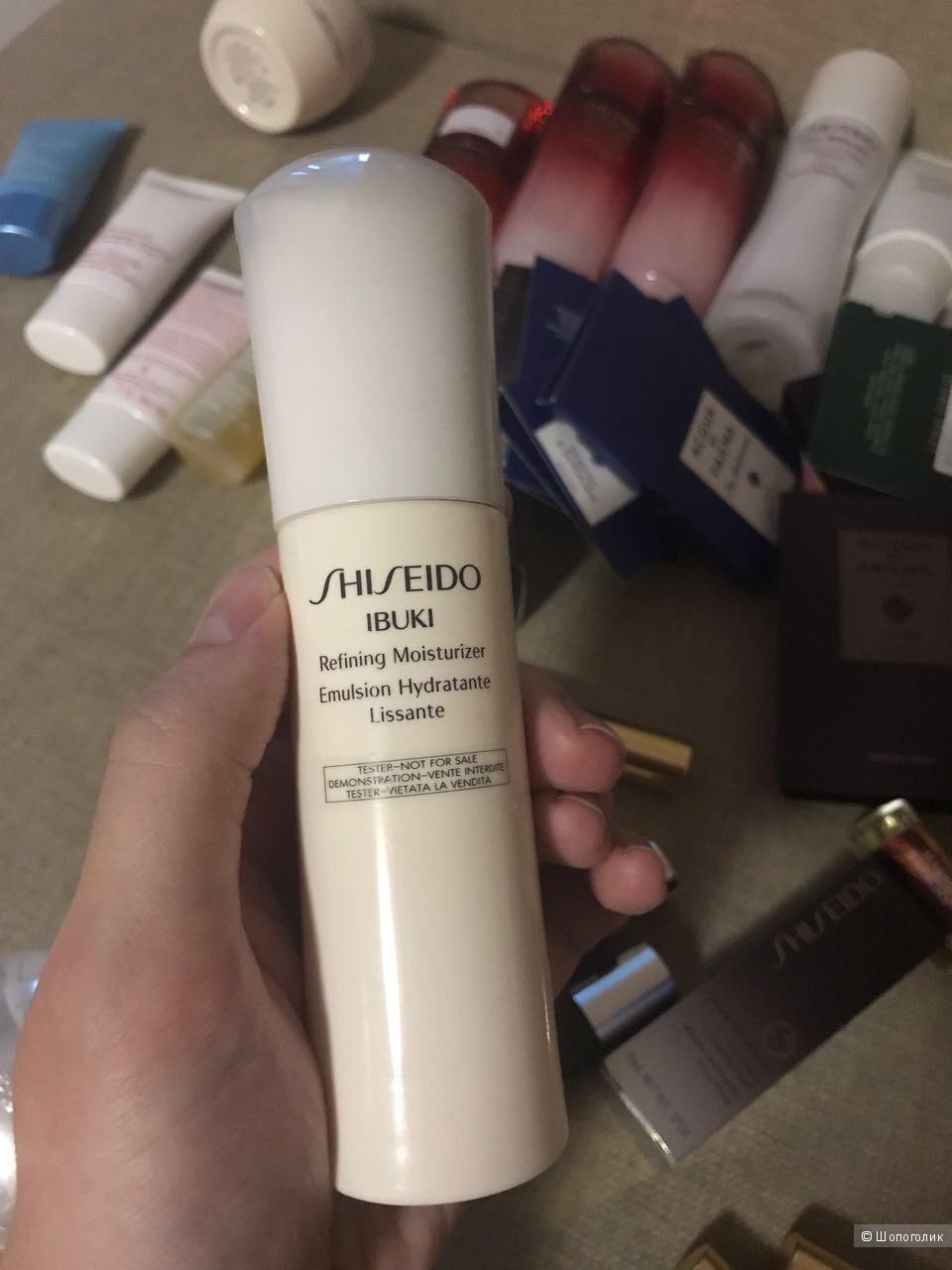 Увлажняющая эмульсия Shiseido Ibuki Refining Moisturizer 75 мл