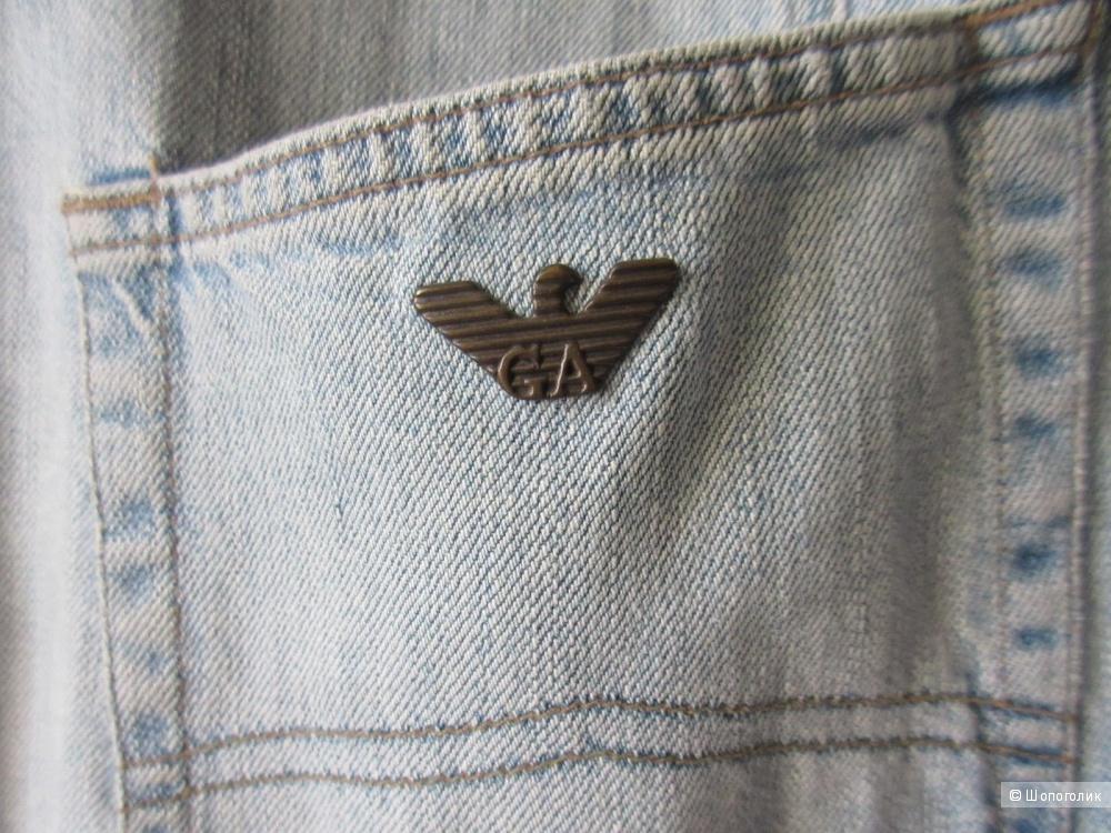 Куртка джинсовая ARMANI