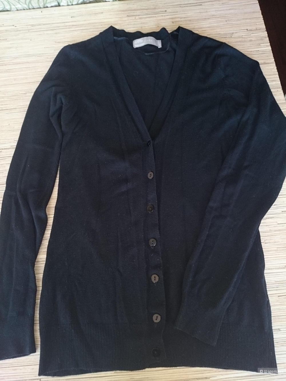 Кардиган Zara и топ Италия размер S