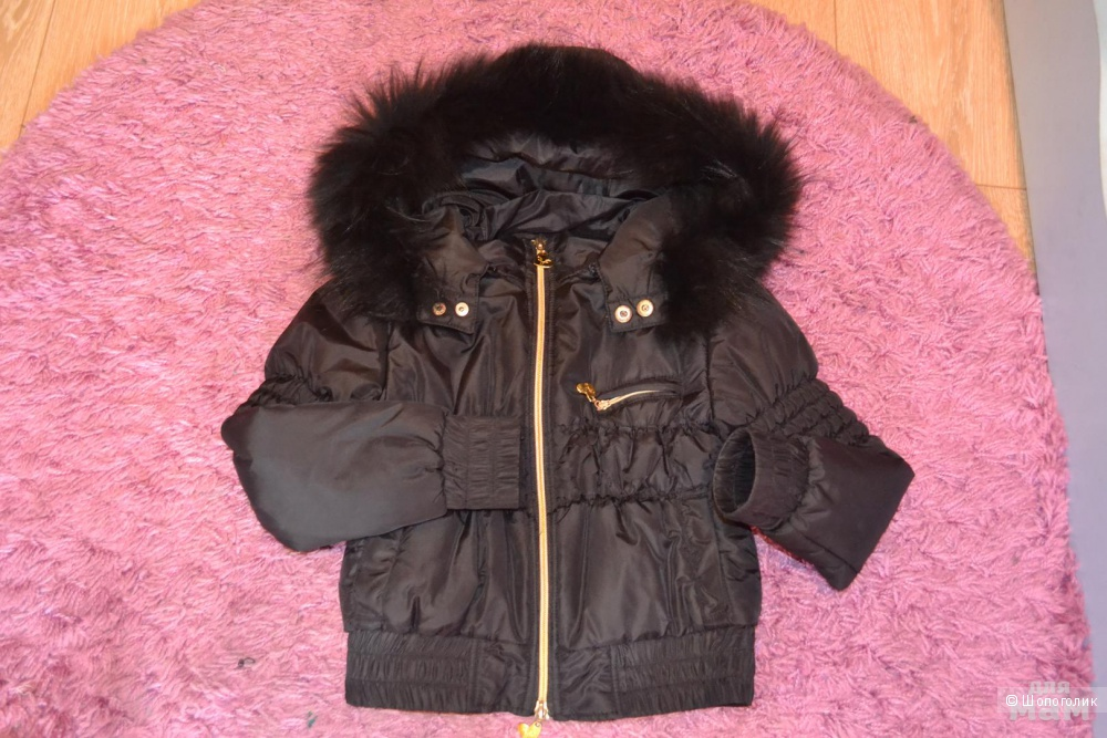 Куртка Fracomina Mini (Италия), деми, для девочки 6 лет