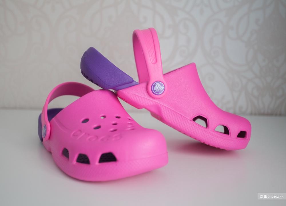 Сабо Crocs в идеале 32-33 размер (J1)