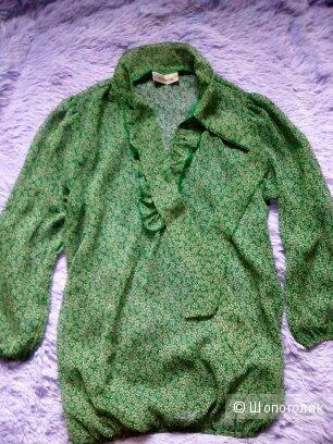Блуза CLOCKHOUSE, размер 44-46