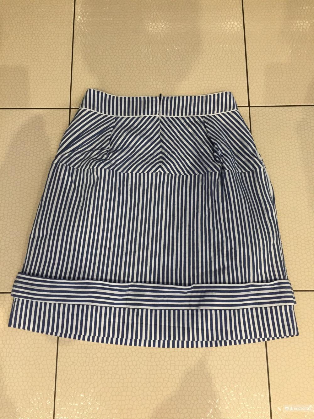 Летняя женская юбка, размер Eur 40