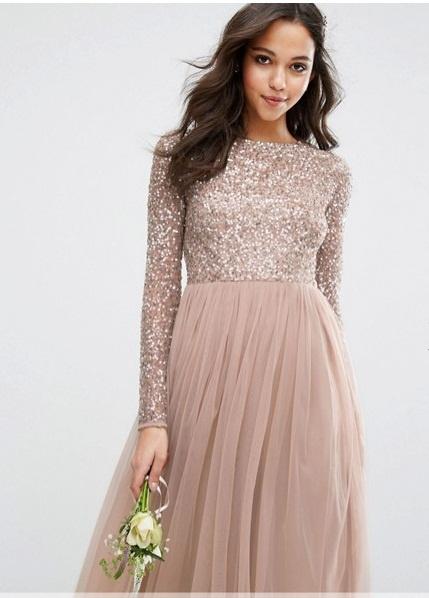 Платье для выпускного с ASOS