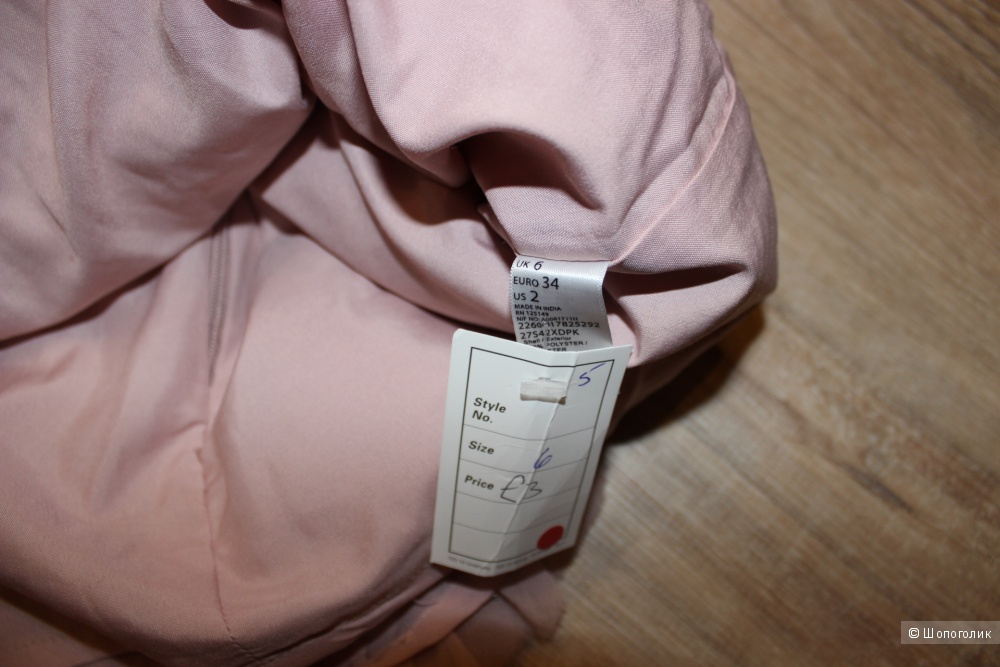 Новая юбка TOPSHOP, размер 34