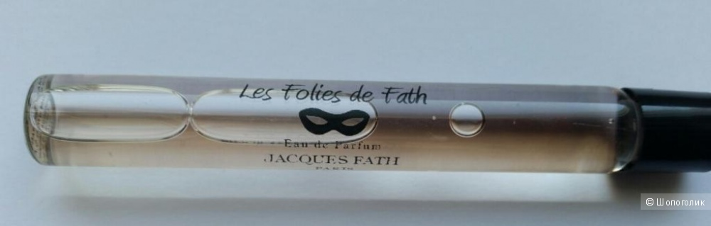"Парфюмерная вода ""Les Folies de Fath""  10  мл"
