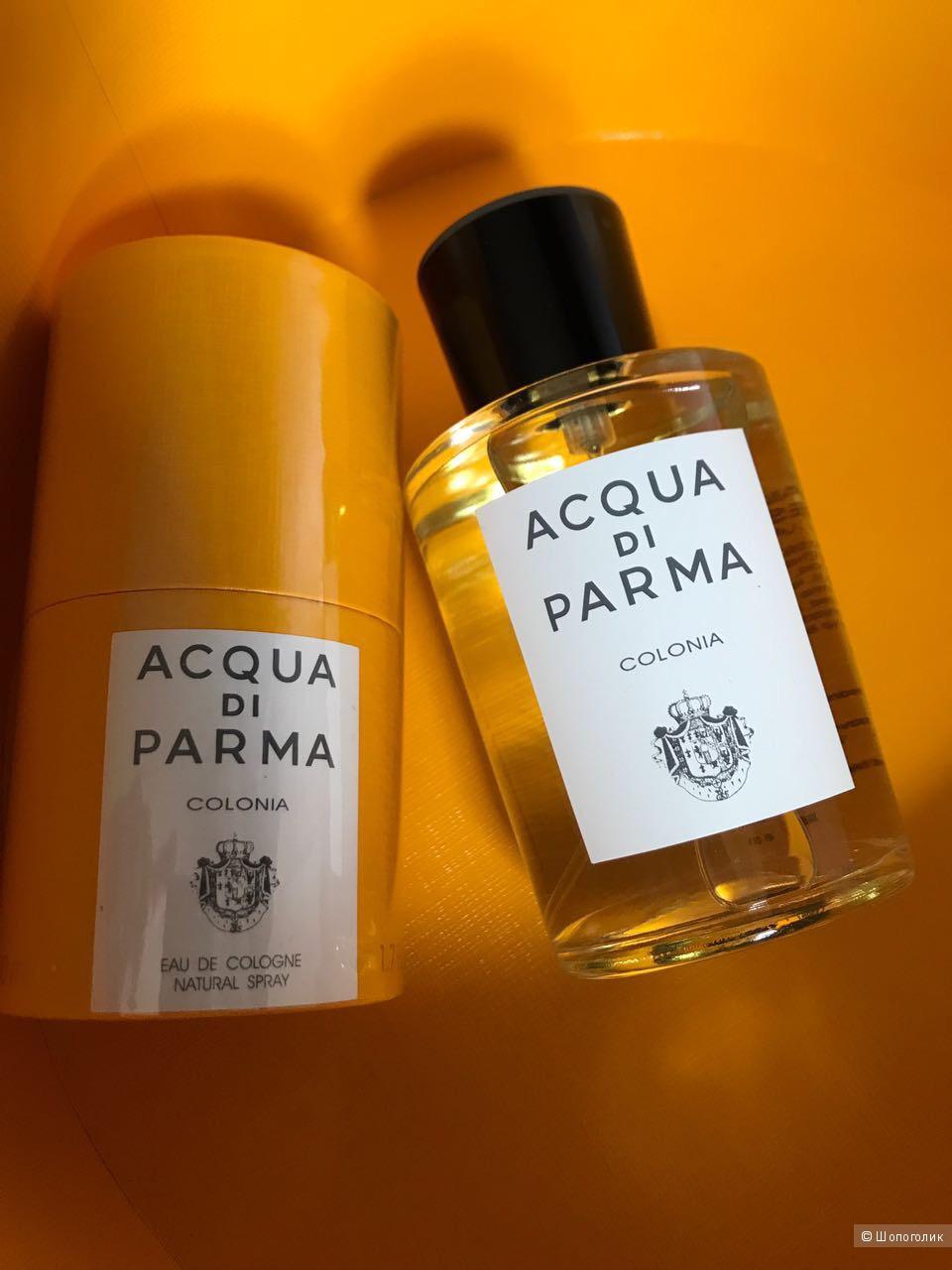 Acqua di Parma Colonia Acqua di Parma для мужчин и женщин 100 мл новый