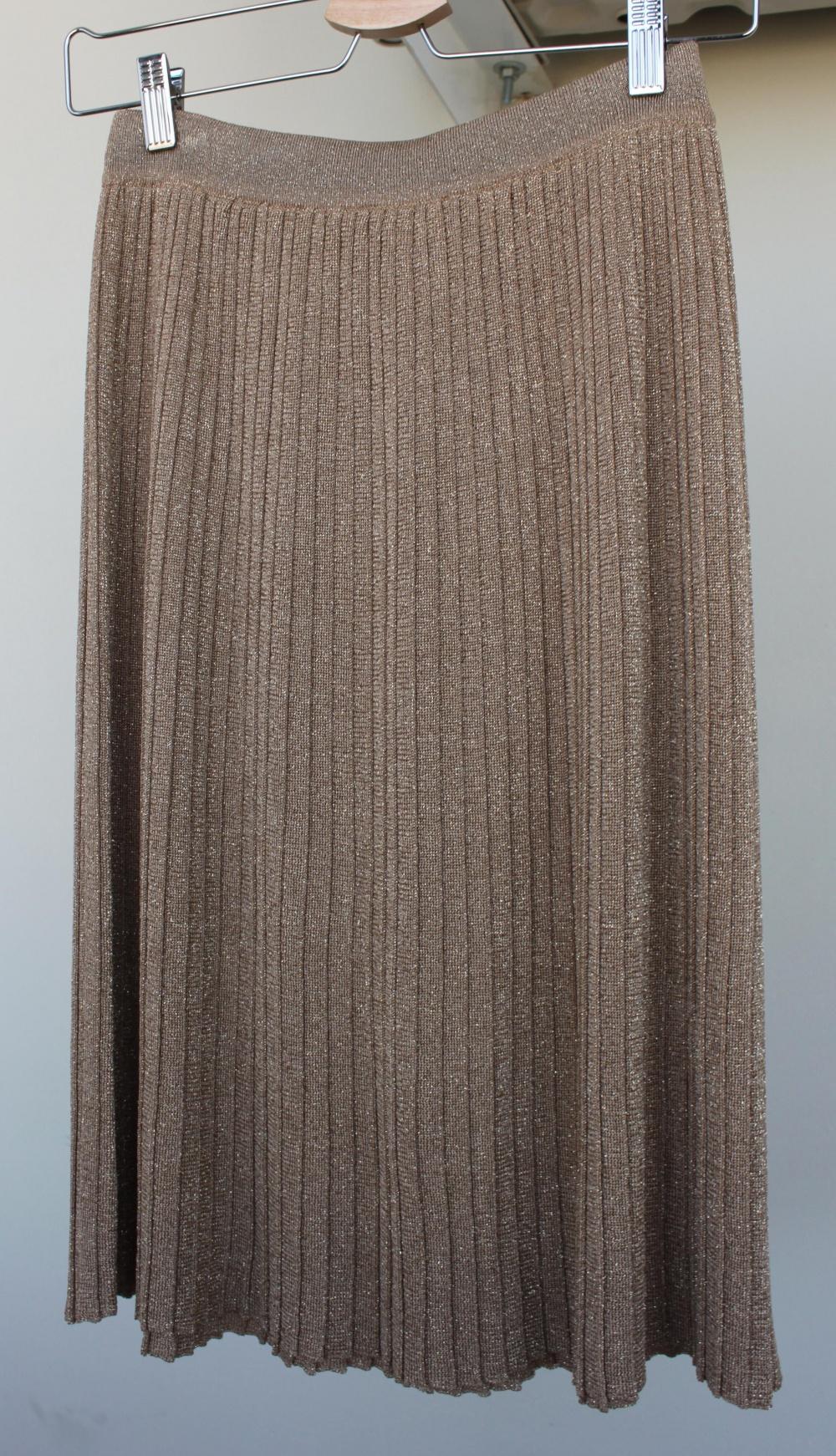 Новая юбка плиссе Kontatto, Италия