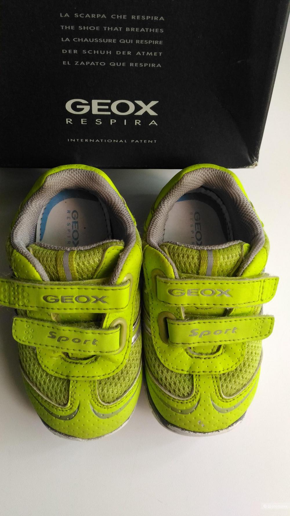 Детские кроссовки Geox, 21 размер