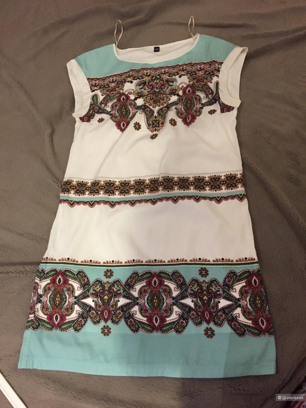 Летнее платье от Zolla, размер 42-44