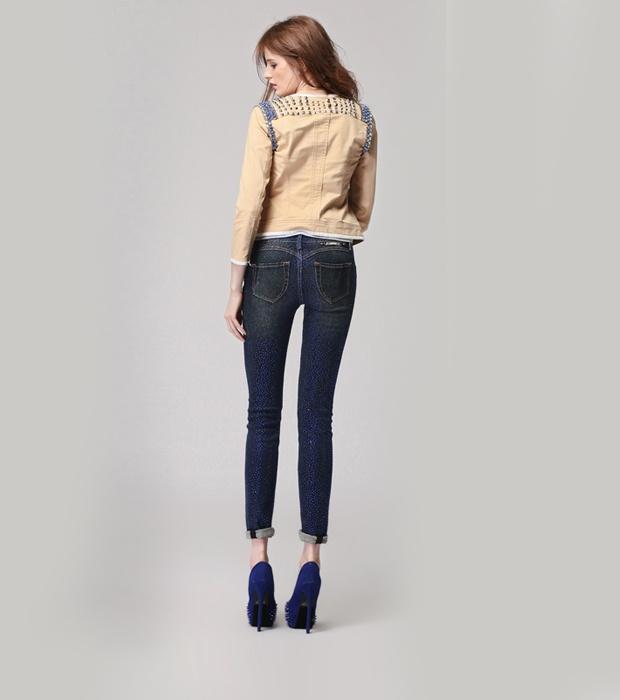 Новые антицелюлитные джинсы LEROCK
