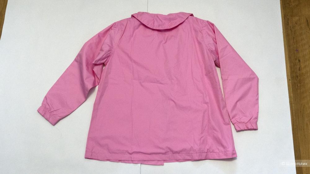 Новая куртка на девочку 7-8 лет пр-во Турция
