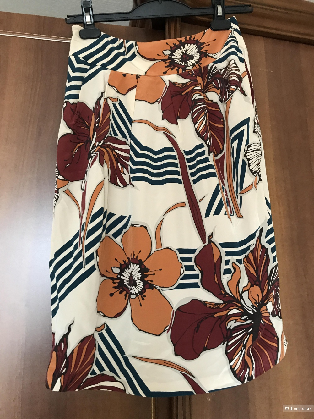Шелковая юбка BGN 44-46 р