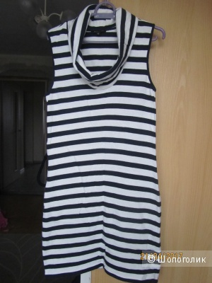 Платье Massimo Dutti размер S  100%хлопок