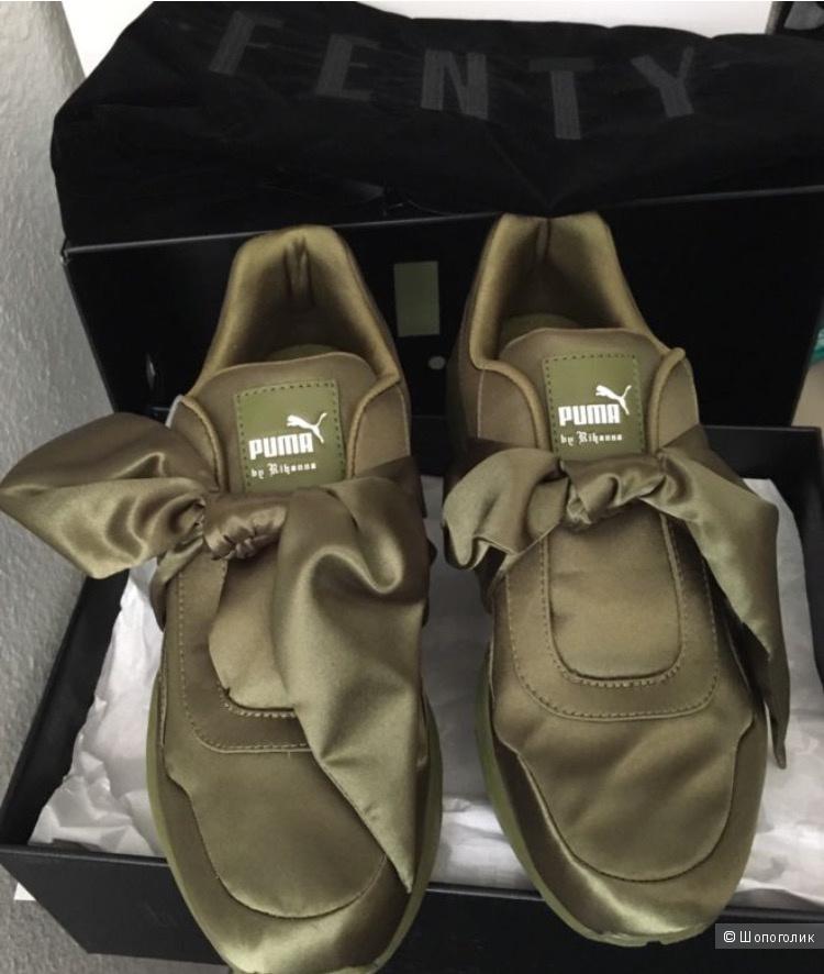 Puma Fenty кроссовки новые 36,5-37