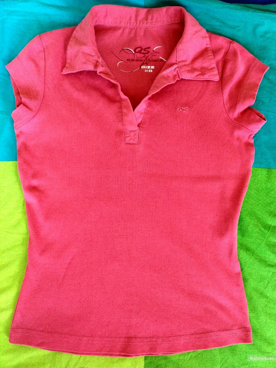 2 футболки и брюки S.Oliver, XS