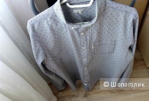 Рубашка Marc Ecko Cut & Sew, размер М (48-50 русский) Б/У