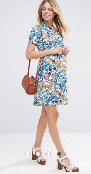 Платье для беременных и не только,48р. Asos.