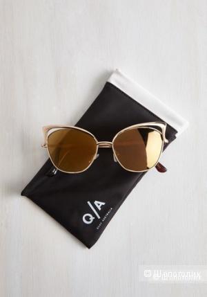 Солнцезащитные очки Quay Australia новые