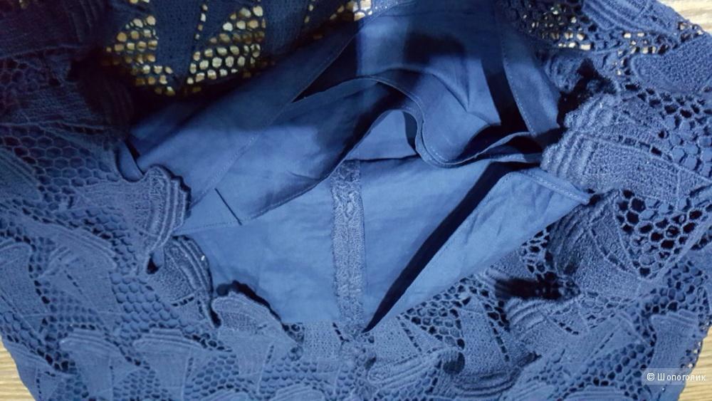 LillyPulitzer  платье из рельефного кружева р.44 Новое.Оригинал
