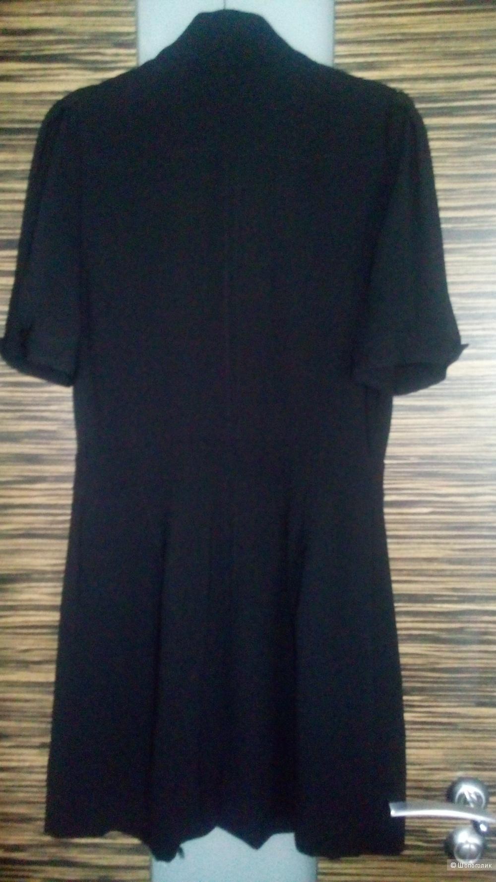 Платье брендовое черное JUICY COUTURE в размере 10