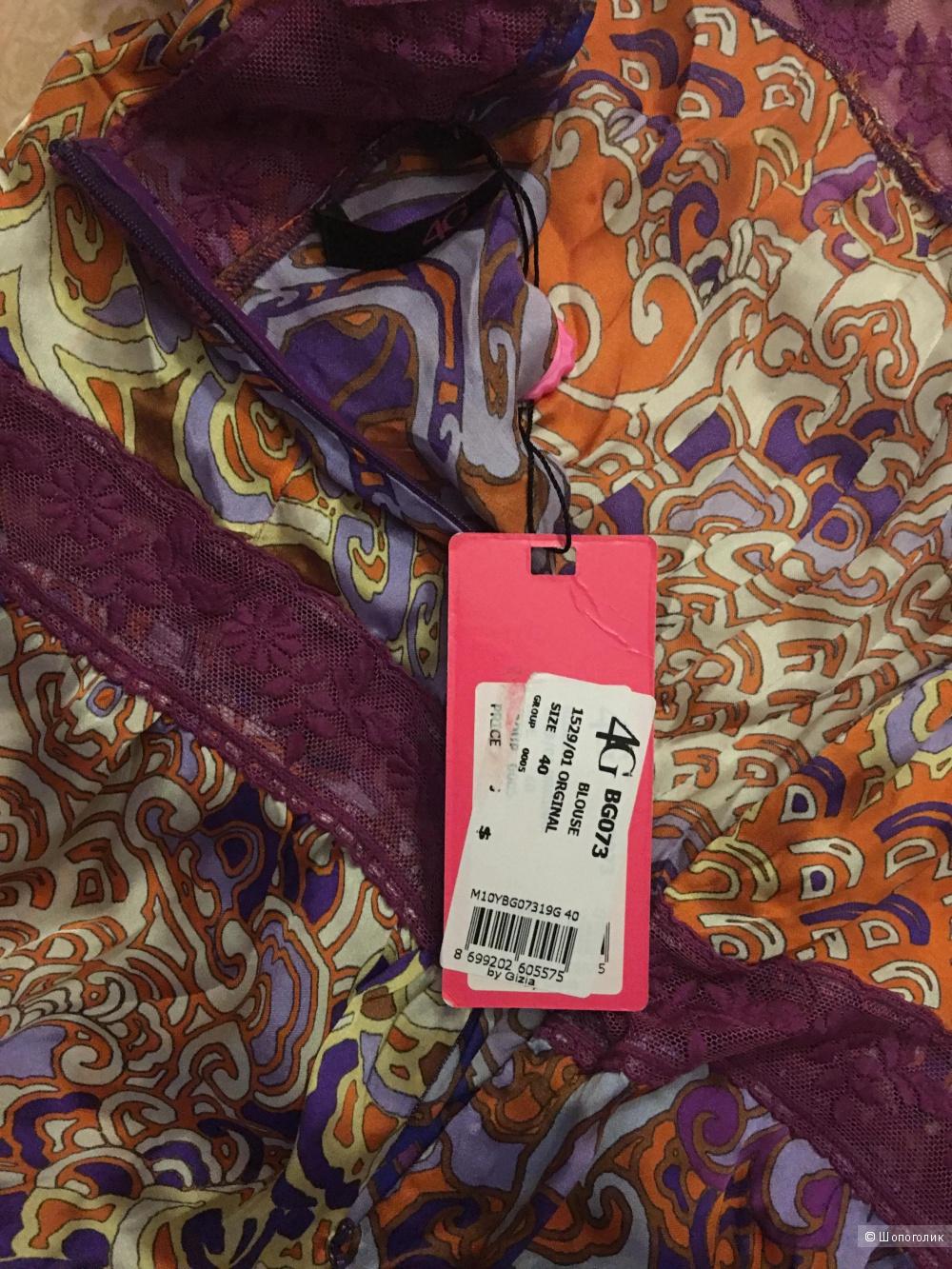Блузка Gizia новая, размер 44-46