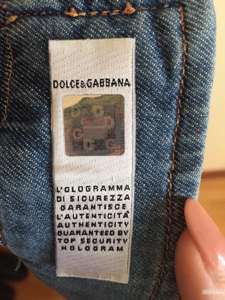 Джинсовка Dolce&Gabbana
