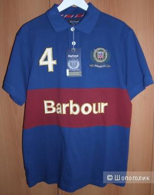 Мужская футболка поло Barbour