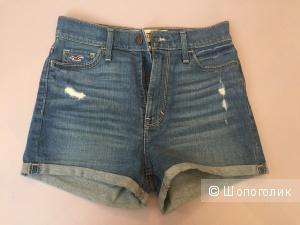 Шорты джинсовые Hollister на девочку подростка