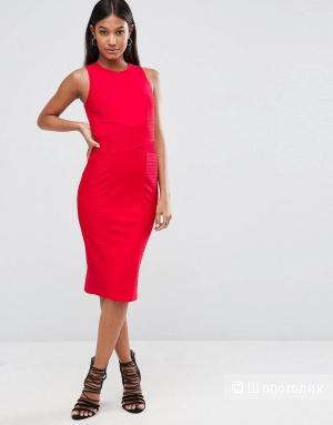 Облегающее платье ASOS COLLECTION,новое , 8 uk