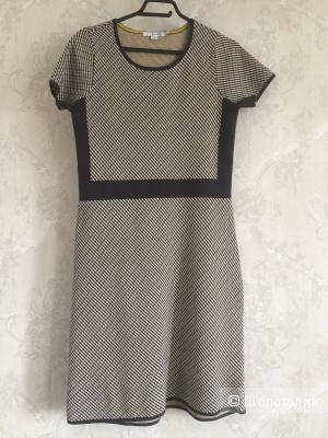 Трикотажное платье Boden размер 44
