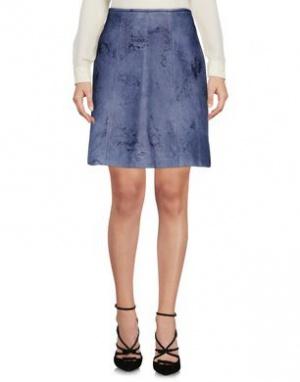 Кожаная юбка MUUBAA (8uk - 42 размер)