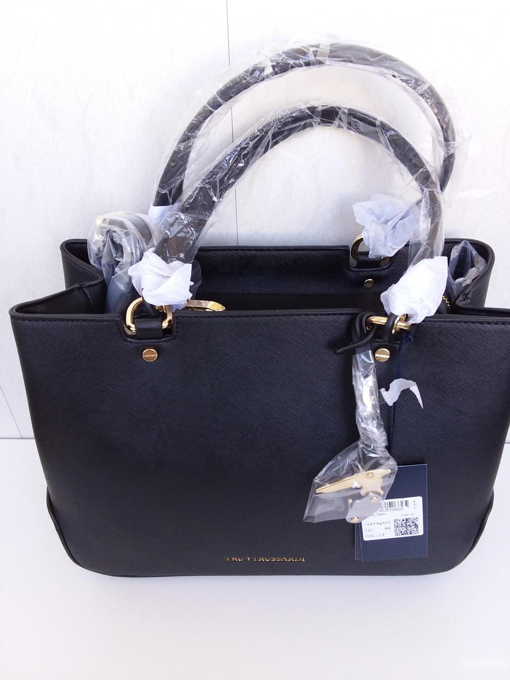 83459cb42ebf Новая сумка Tru Trussardi, в магазине Другой магазин — на Шопоголик