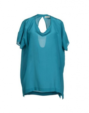 Шелковая блузка Roberto Collina