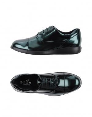 HOGAN туфли на шнуровке.