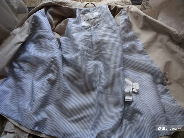 """Куртка """"Zara"""", размер 42-44, б/у"""