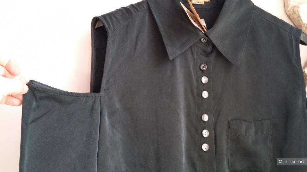 Alpinestars Denise Focil женские шелк платье, новое