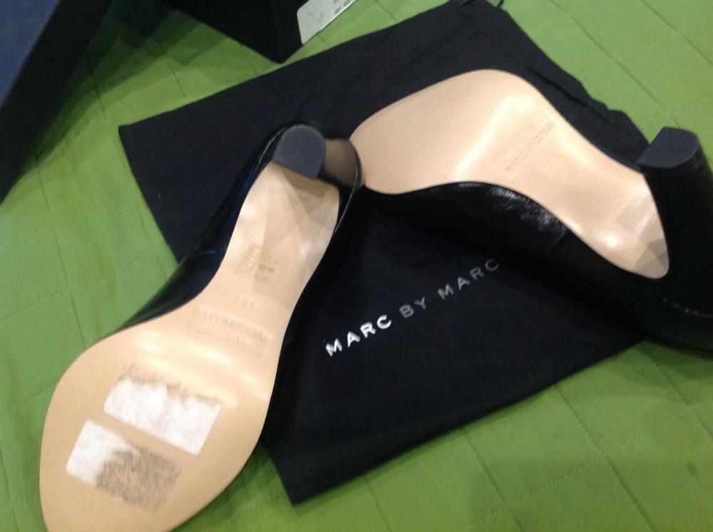 Новые туфли от MARC BY MARC JACOBS
