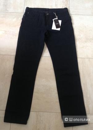 Новые мужские итальянские черные джинсы byblos 38 размера