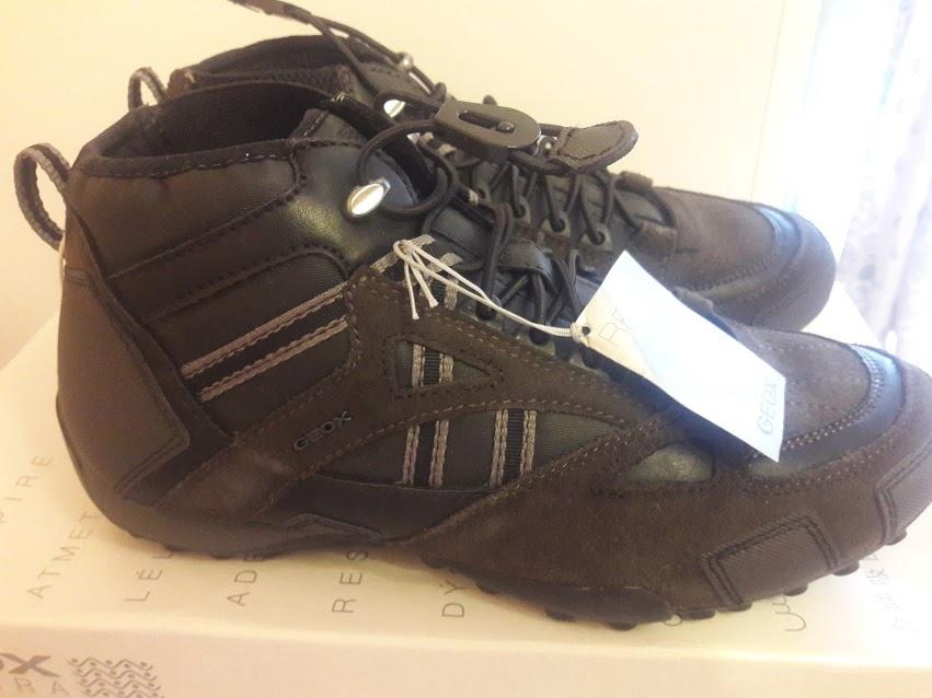 Мужские ботинки Geox