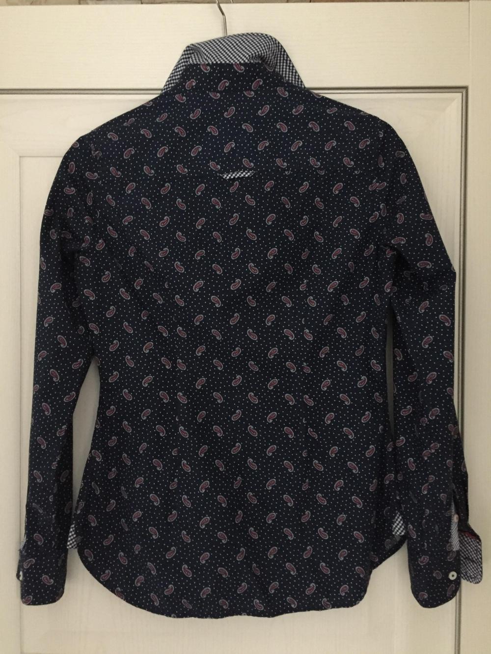 Рубашка Tommy Hilfiger, размер 4, б/у